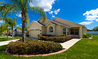 Orange Tree - Luxury 4 Bedroom 3 Bath Orlando Villa