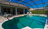 Orange Tree | 4 Bedroom 2 Bath Luxury Florida Rental Villa