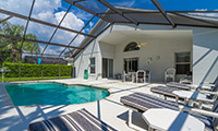 The Sanctuary at West Haven - 4 Bedroom 4 Bath Florida Villa with 3 En-Suites only 15 Minutes from Disney World