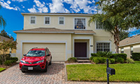 The Sanctuary at West Haven 4 Bedroom 3 1/2 Bath Luxury Davenport Villa with  games room