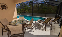 Sandy Ridge Newly Refurbished 4 Bedroom 3 Bath Florida Villa with Private Pool Area