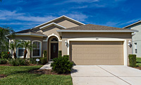 The Shire at West Haven - 4 Bedroom 3 Bath Florida Vacation Villa with Games Room