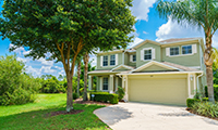 The Shire at West Haven - Larger Corner Lot Villa with 5 Bedrooms 4 Baths only 12 minutes from Disney