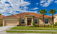 Solterra Resort Brand New 5 Bedroom 3 Bath Orlando Villa