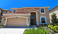 Solterra Resort - Brand New 6 Bed 4 ½ Bath Luxury Orlando Villa Near Disney.