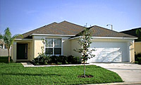 Southern Dunes Luxury 4 Bed 3 Bath Florida Villa on Golf Course Community with Extended Pool Deck