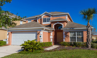 Terra Verde 4 Bedroom 4 Bath Orlando Rental Villa only 10 mins from Disney World