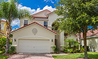 Tuscan Hills - 5-Bedroom 4 Bath Florida Villa