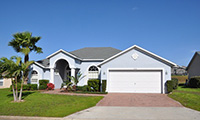 Tuscan Ridge - 4 Bedroom 3 Bath Florida Villa only 15 Minutes from Disney World