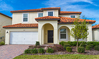 Tuscany - Luxury 5 Bedroom 4 ½ Bath Orlando villas to rent