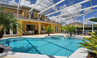 MULBERRY PARK. Luxurious Family Home - 9 Bedroom 8 Bath Florida Villa