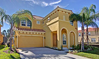 Watersong - Luxury 6 Bedroom 6 Bath Florida Villa with South Facing Pool