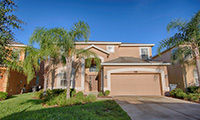 Watersong Resort Stunning 6 Bedroom 4 Bath Orlando Villa with Huge Pool, Games Room