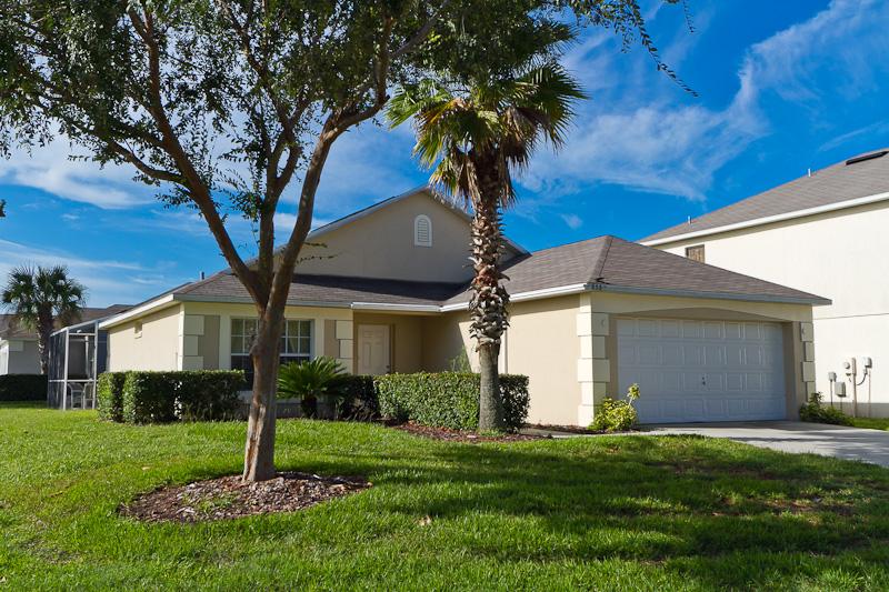 Westridge 3 bedroom 2 bathroom executive pool home for 3 bedroom villas in orlando florida