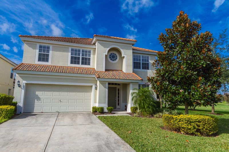 Windsor hills resort fabulously furnished air condtioned - Luxury 4 bedroom villas in orlando florida ...