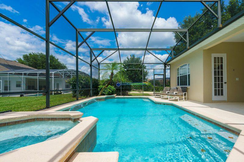 Formosa Gardens Villa Pool Area   ID 513