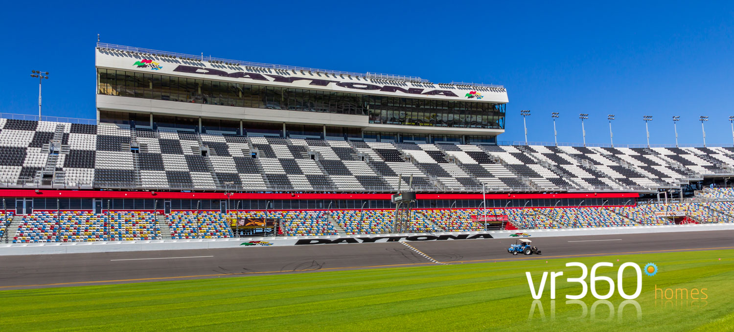 Daytona International Speedway Track Tour