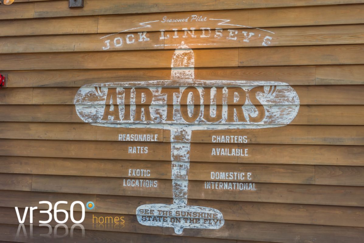 Jock Lindsey's Air Tours